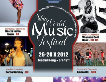 SIBIU WORLD MUSIC FESTIVAL