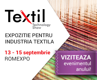 PE 13 SEPTEMBRIE SE DESCHIDE  TEXTILE TECHNOLOGY SHOW